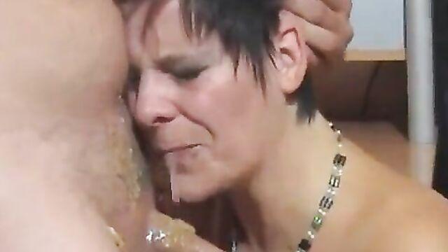 ScatrinaCom - Vomit scat piss - perverted couple
