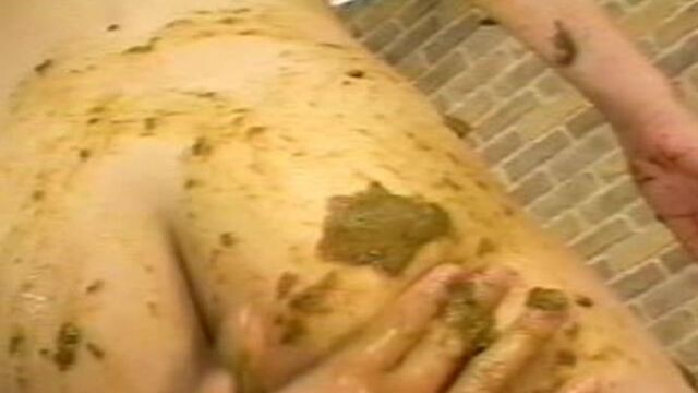 Japanese girl forced to eat her own shit