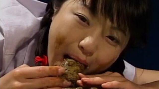 japan scat eating 2