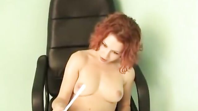 Her first enema