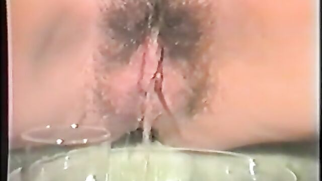 Classic German Lady Pooping - COM