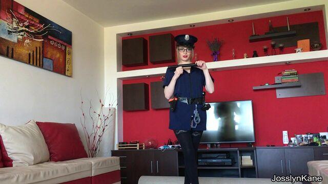 josslynkane - a dirty police officer